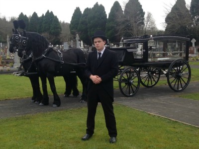 Melia Horse and Carriage Hire About Us