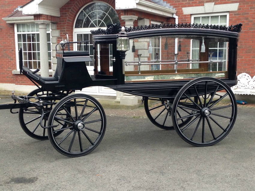 Melia Carriage Hire Funeral
